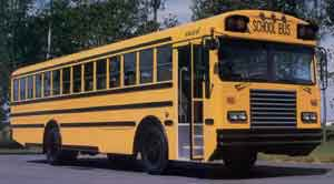 Chevrolet Type-D Transit Style School Buses