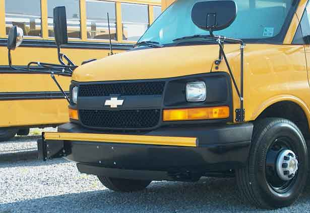 Crossing Arms For Chevrolet School Buses