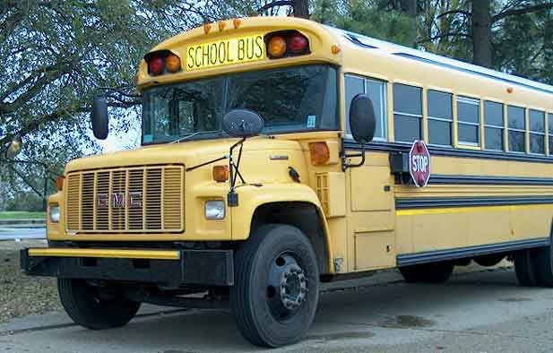 Crossing Arms for GMC School Buses