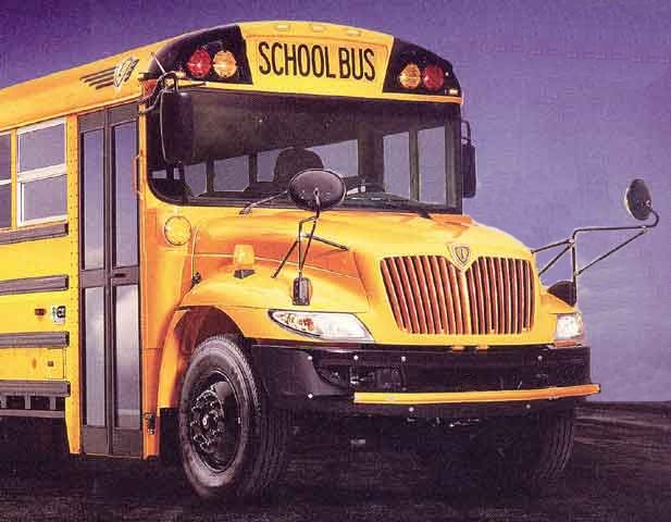 Crossing Arms For Navistar IHC School Buses