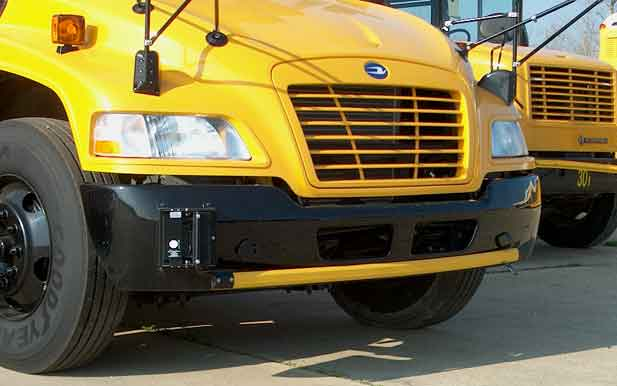 Crossing Arms For Vision School Buses