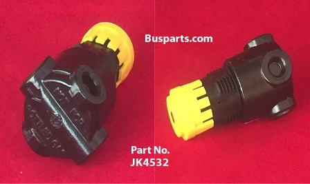 JK4532 Air Pressure Regulator for Crossing Arm on a School Bus