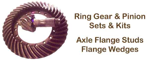School Bus Ring Gear and Pinion Kits