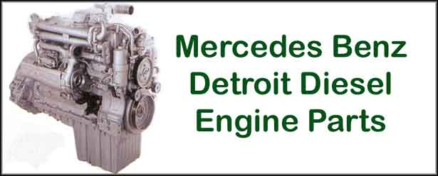 Mercedes Benz Engine Parts for School Buses