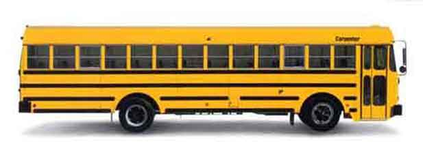 Exhaust Parts For Carpenter School Buses