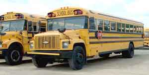 Exhaust Parts For Chevrolet School Buses