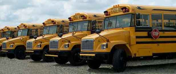 Exhaust Parts For Freightliner School Buses