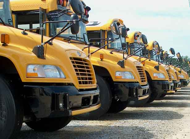 Exhaust Parts For Blue Bird Vision School Buses