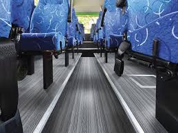 Underseat Flooring for Buses