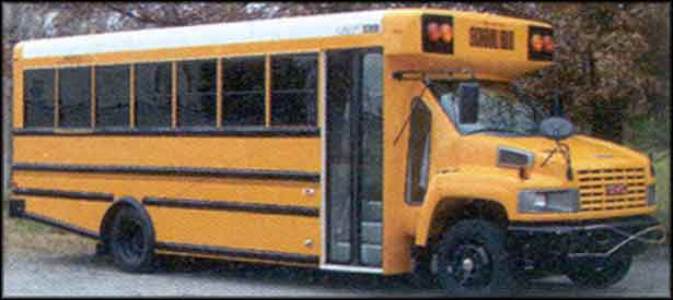 Liberty School Bus Parts