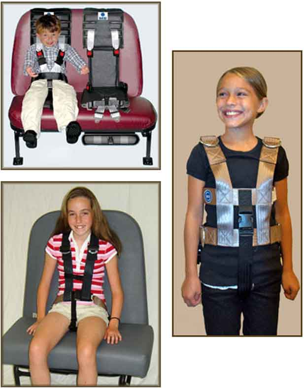 School Bus Chilld Securement and Restraint Systems