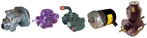 School Bus Power Steering Pumps