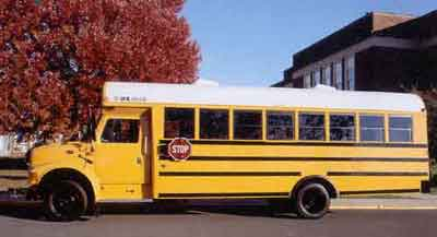 US Bus Corporation School Bus Parts