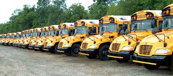 Blue Bird Vision School Bus Parts