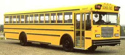 Ward School Bus Parts