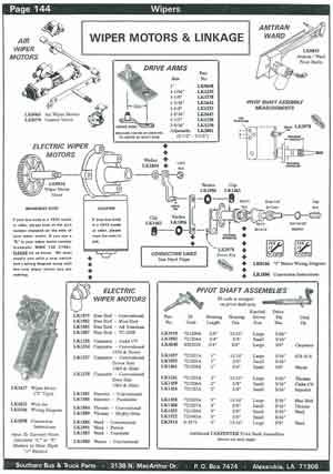 Collins Bus Wiring Diagram