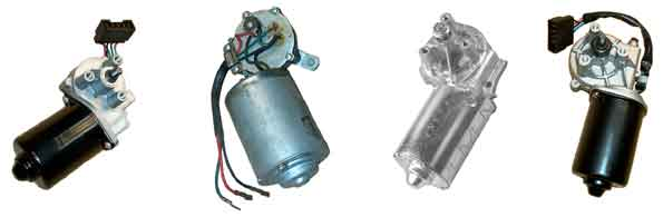 Wiper Motors For School Buses